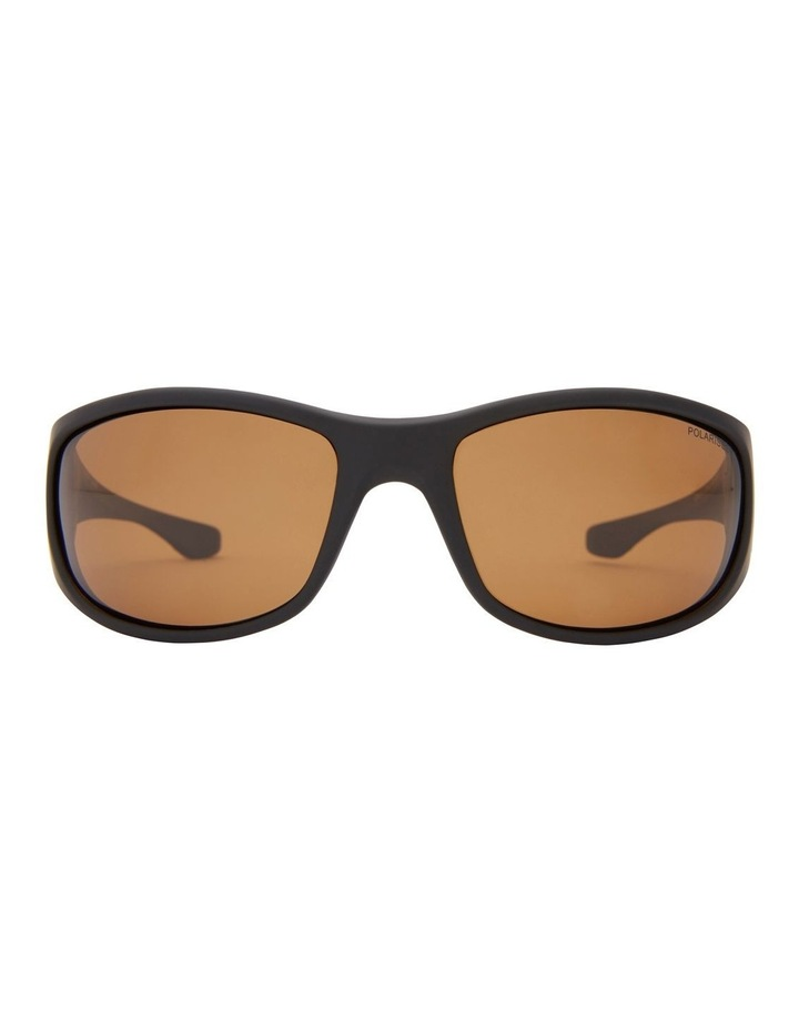 TCC1403981 400761 BLACK Polarized Sunglasses image 1