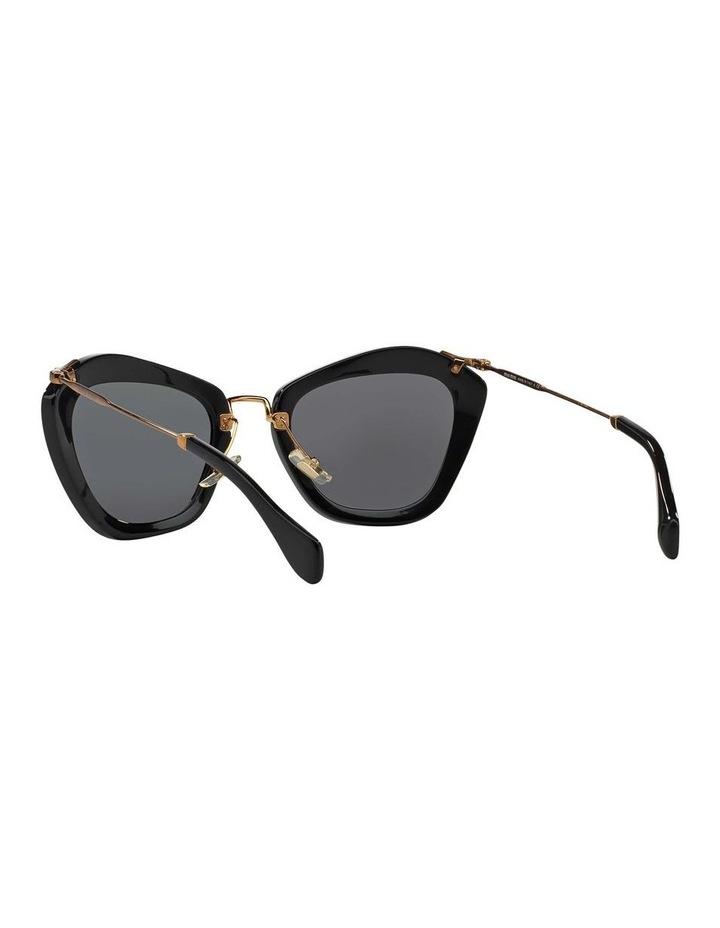 Black Cat Eye Sunglasses MU 10NS 345214 image 6