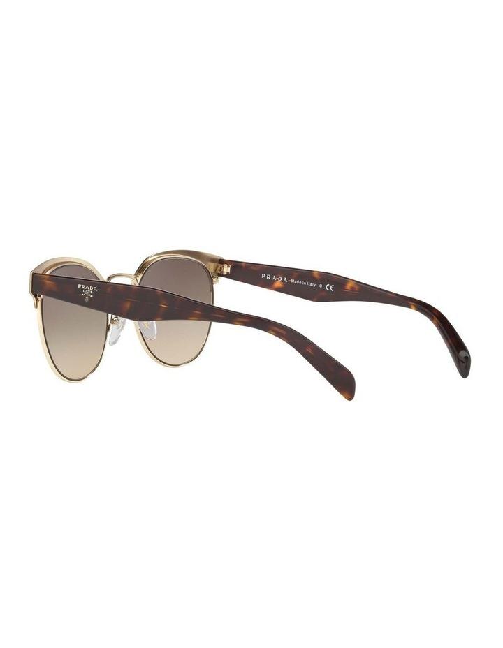 Brown Browline Sunglasses PR 61TS 404602 image 5