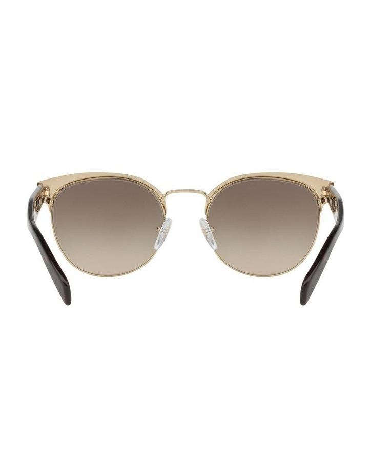 Brown Browline Sunglasses PR 61TS 404602 image 7