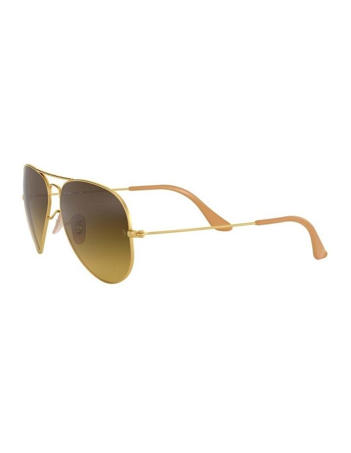 0RB3025 Aviator Large Metal 1130306007 Sunglasses image 3