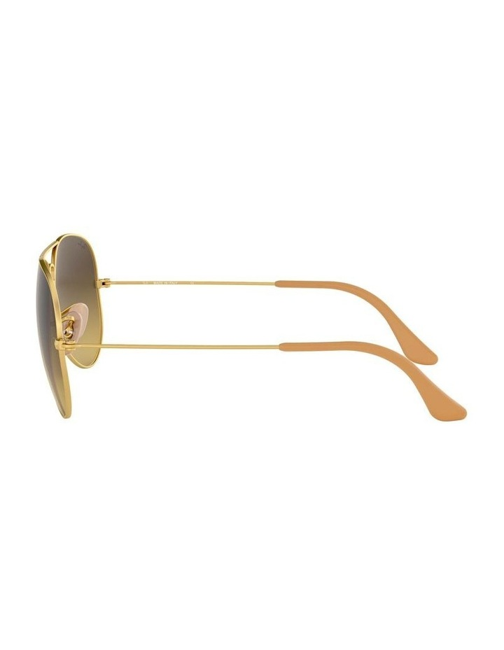 0RB3025 Aviator Large Metal 1130306007 Sunglasses image 4