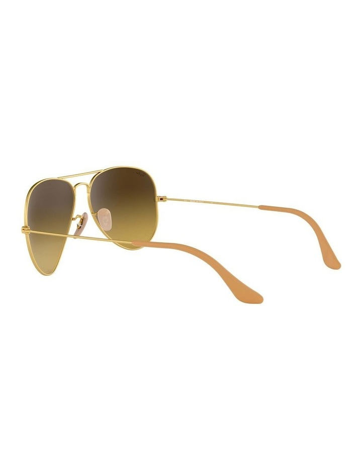 0RB3025 Aviator Large Metal 1130306007 Sunglasses image 5