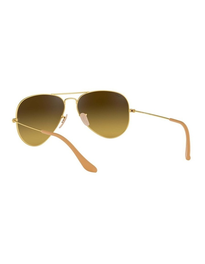 0RB3025 Aviator Large Metal 1130306007 Sunglasses image 6
