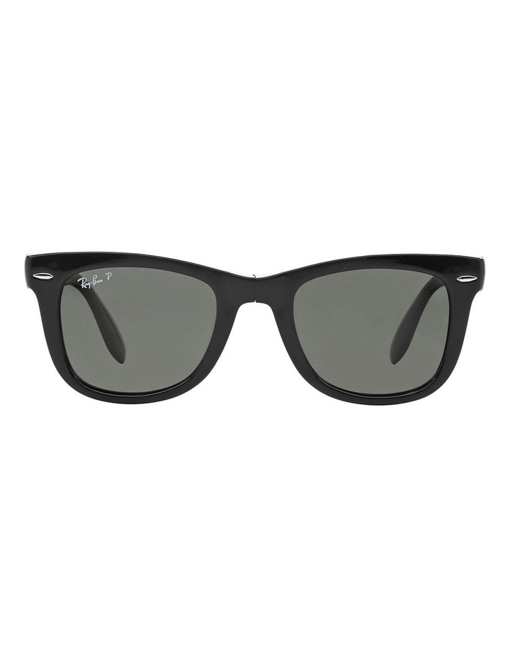 3d3bad77fe RB4105 342124 Polarised Sunglasses image 1