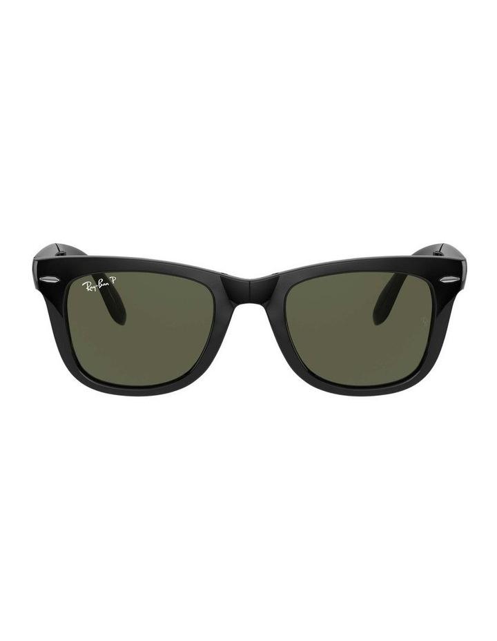 0RB4105 Folding Wayfarer 1098514004 Polarised Sunglasses image 2