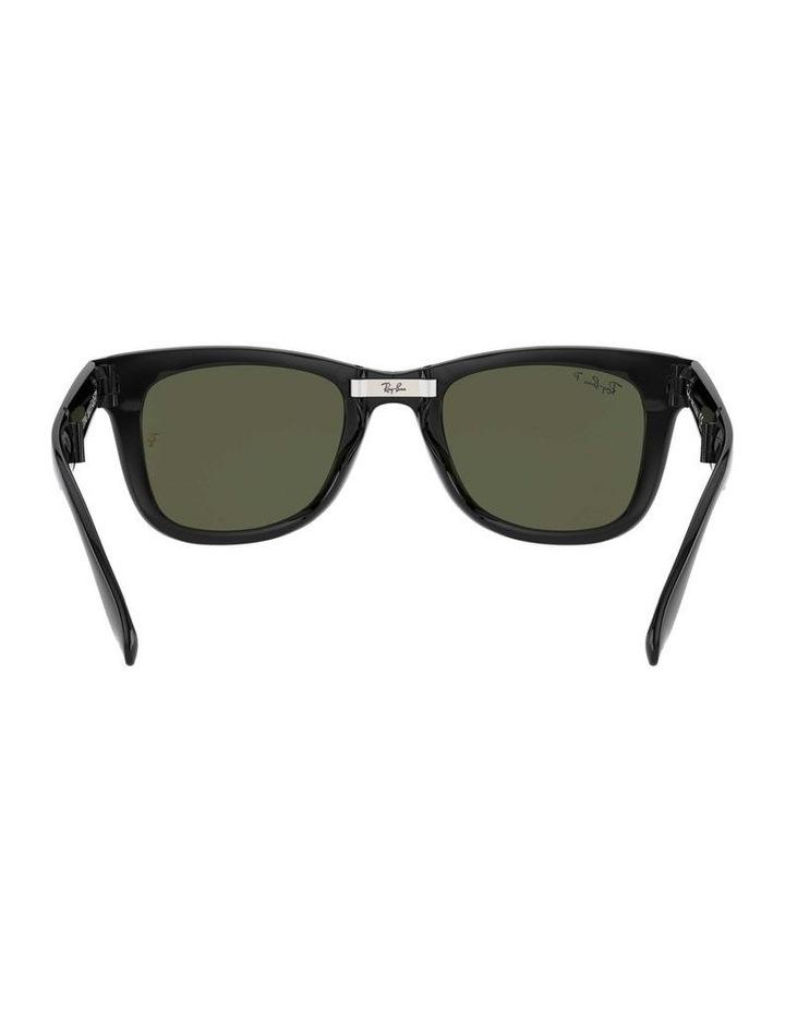 0RB4105 Folding Wayfarer 1098514004 Polarised Sunglasses image 7