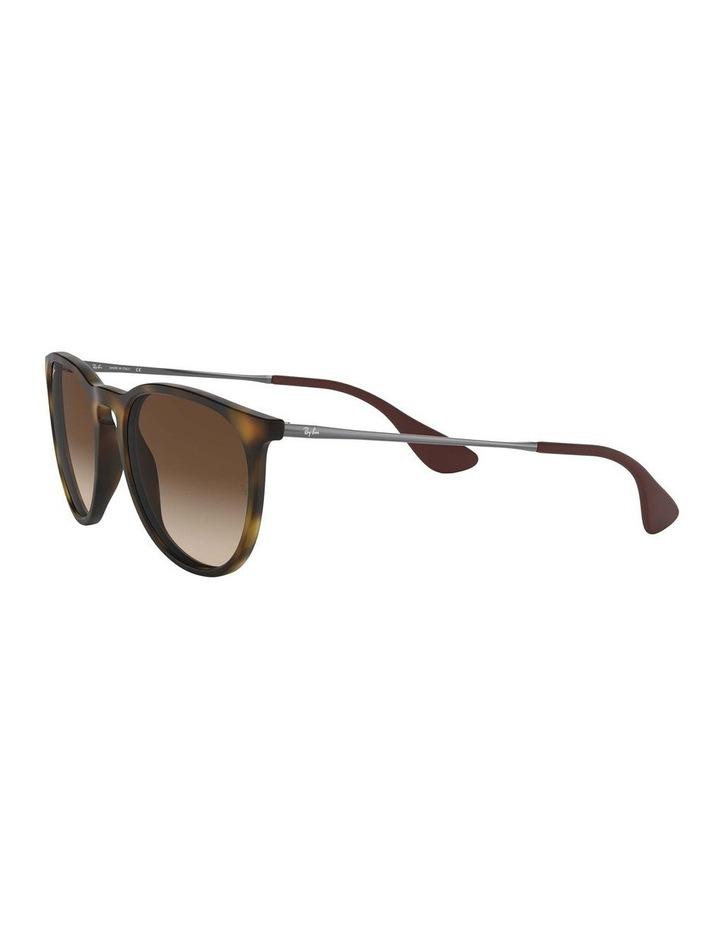 Erika Tortoise Keyhole Bridge Sunglasses 0RB4171F 1503584005 image 3