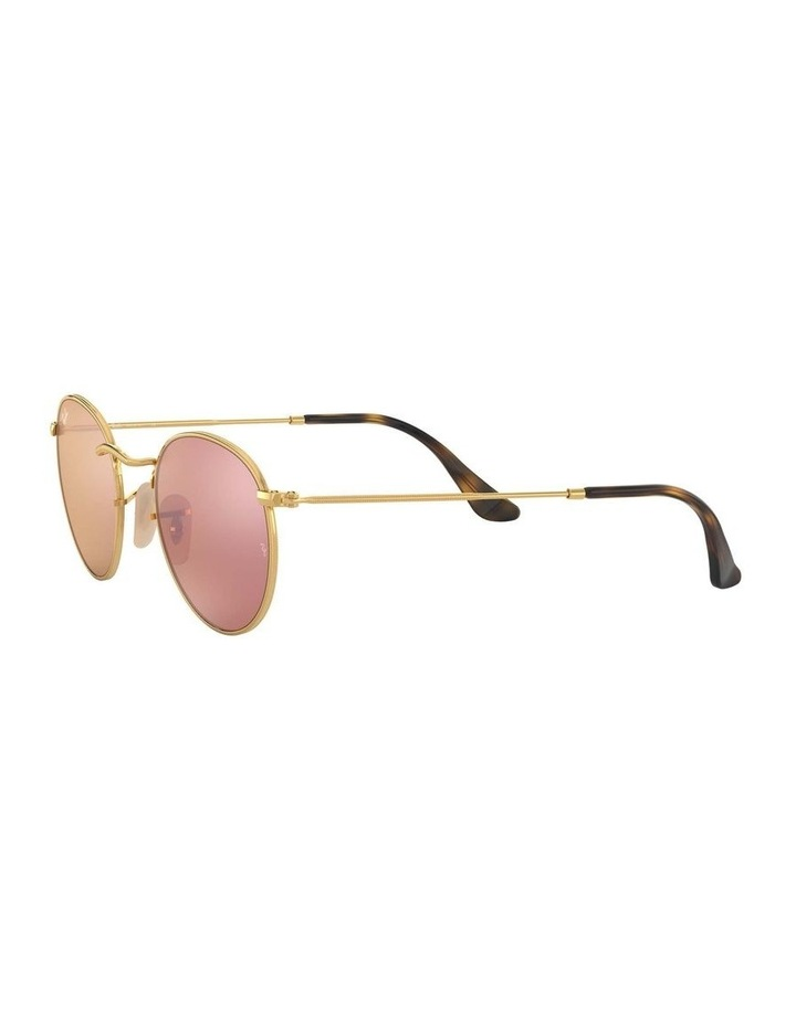 0RB3447N Round Metal 1511211003 Sunglasses image 3