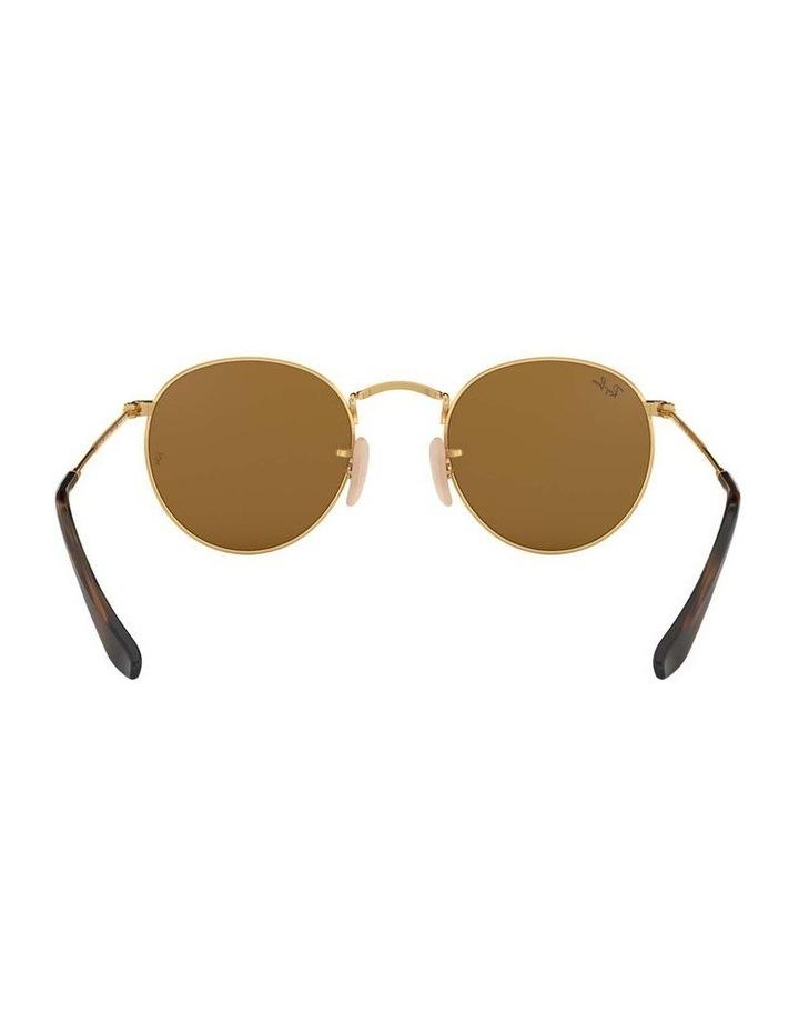 0RB3447N Round Metal 1511211003 Sunglasses image 7