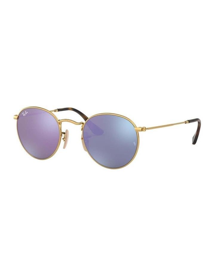 0RB3447N Round Metal 1511211004 Sunglasses image 1