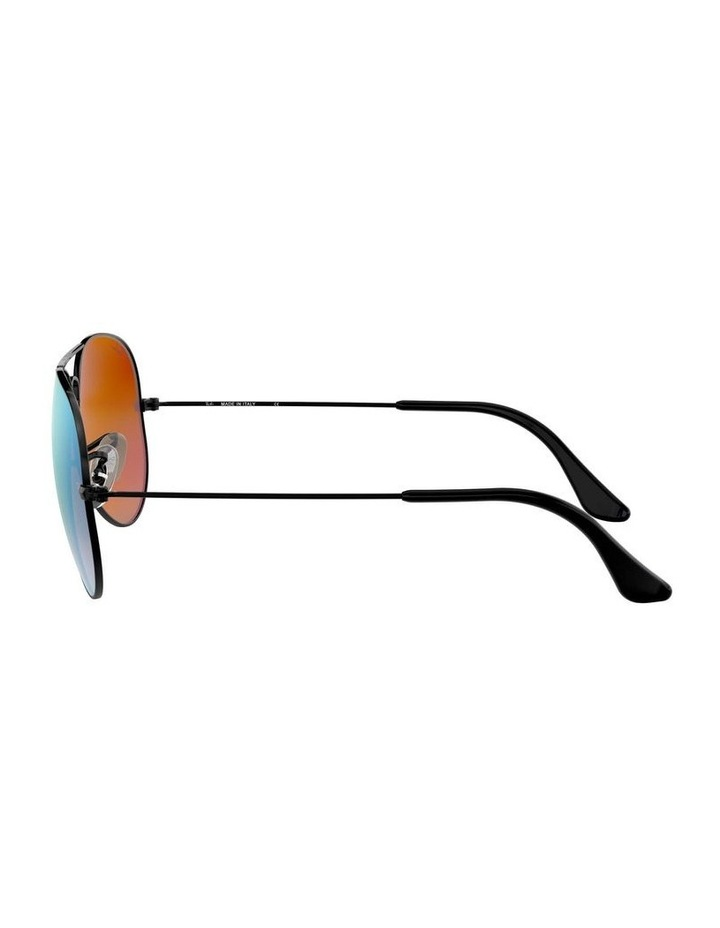 0RB3025 Aviator Large Metal 1062740055 Sunglasses image 4