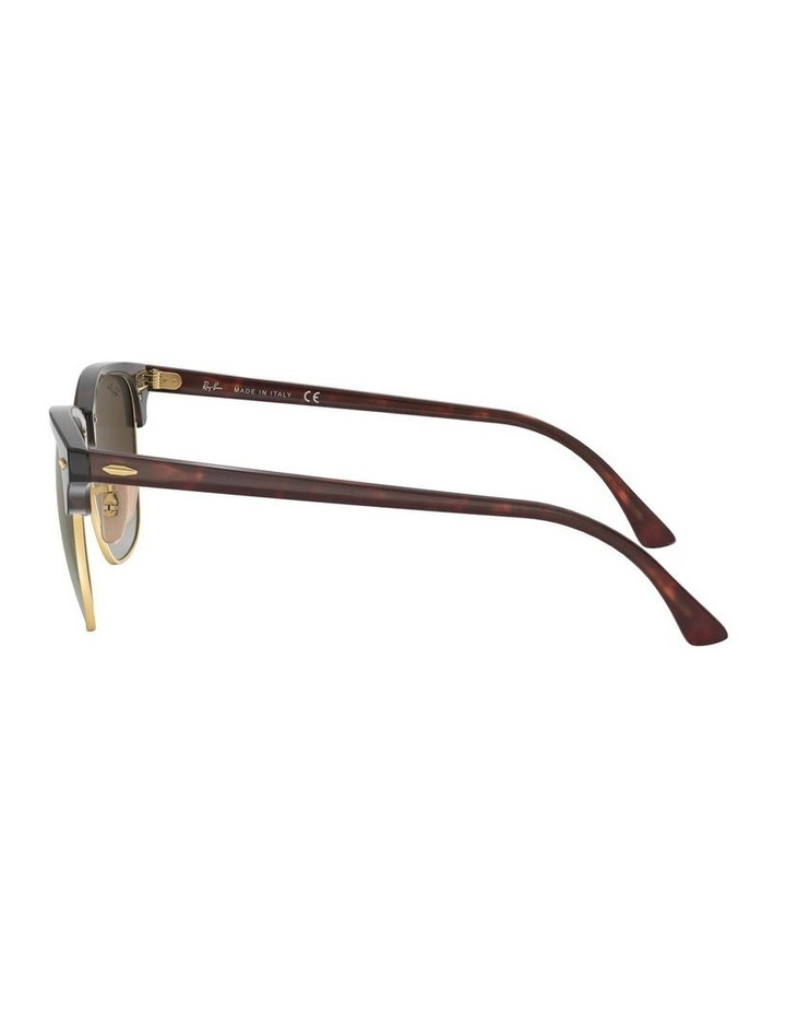 0RB3016 Clubmaster 1130305025 Sunglasses image 4