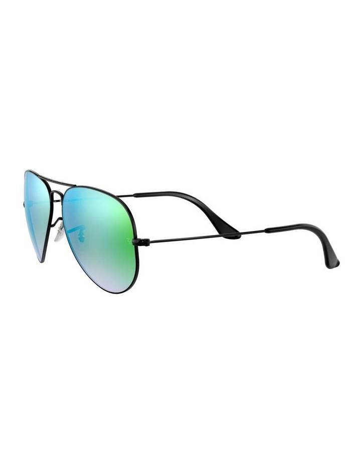 0RB3025 Aviator Large Metal 1062738104 Sunglasses image 3