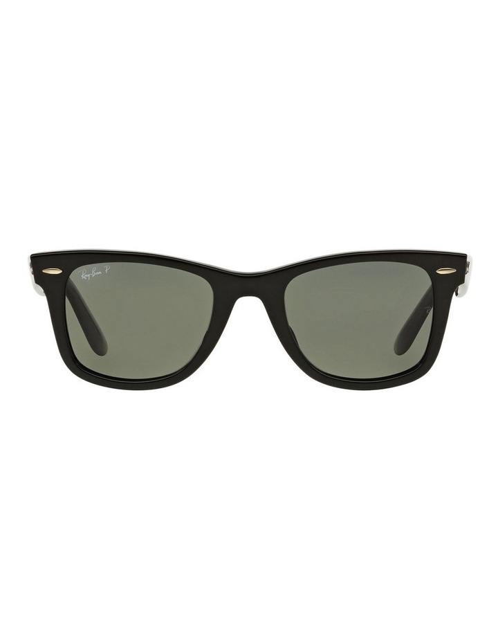 RB2140F 356160 Polarised Sunglasses image 1