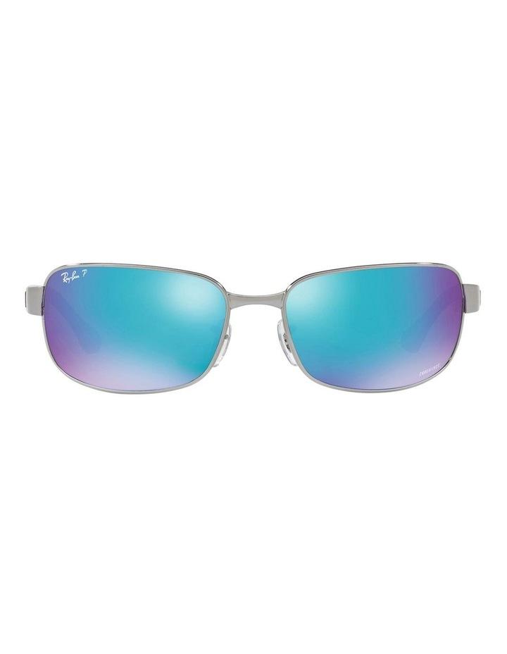 RB3566CH 404769 Polarised Sunglasses image 1