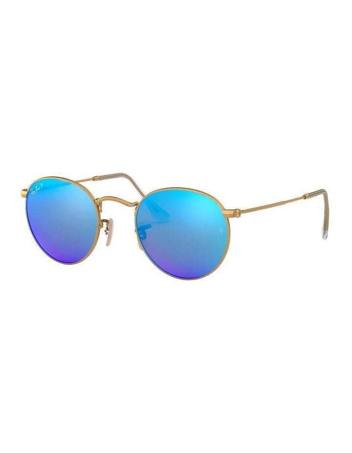 0RB3447 Round Metal 1513115004 Polarised Sunglasses image 1