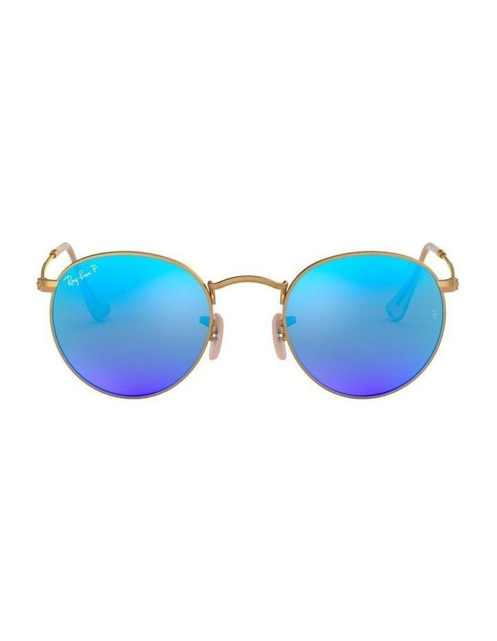 0RB3447 Round Metal 1513115004 Polarised Sunglasses image 2