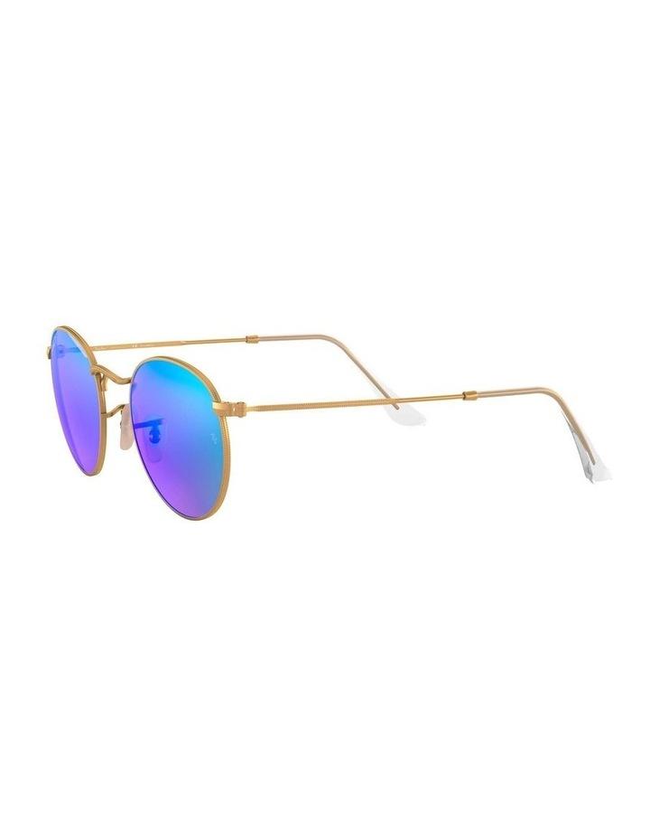 0RB3447 Round Metal 1513115004 Polarised Sunglasses image 3