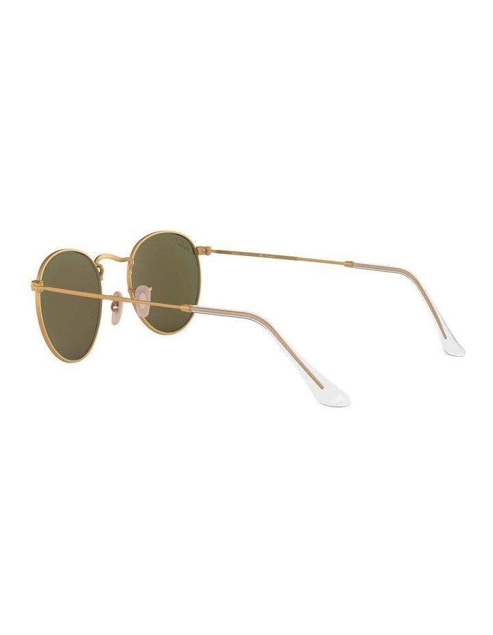 0RB3447 Round Metal 1513115004 Polarised Sunglasses image 5