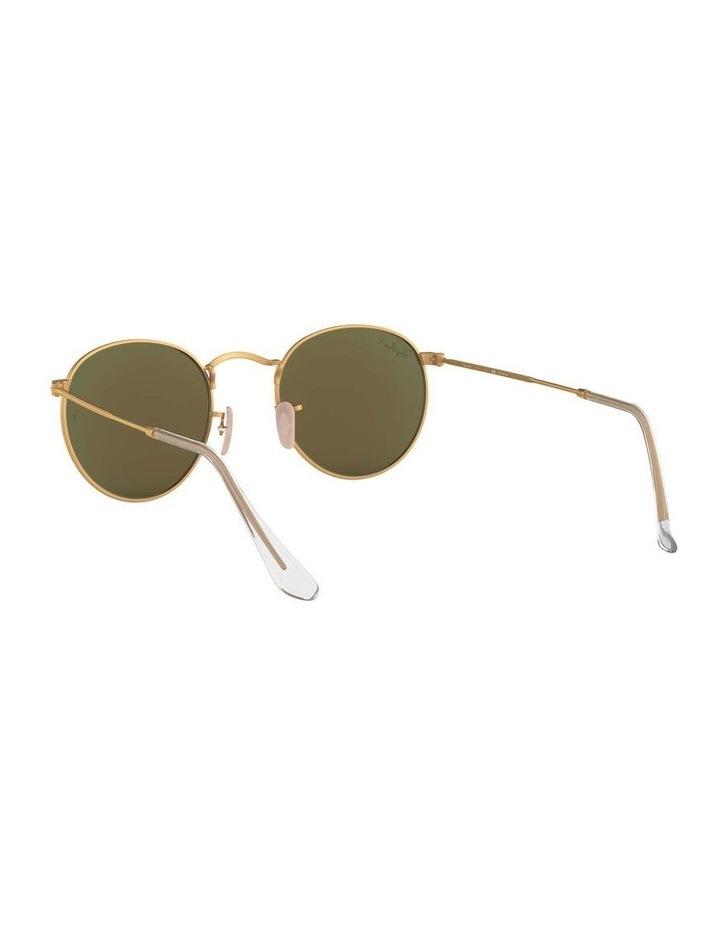 0RB3447 Round Metal 1513115004 Polarised Sunglasses image 6