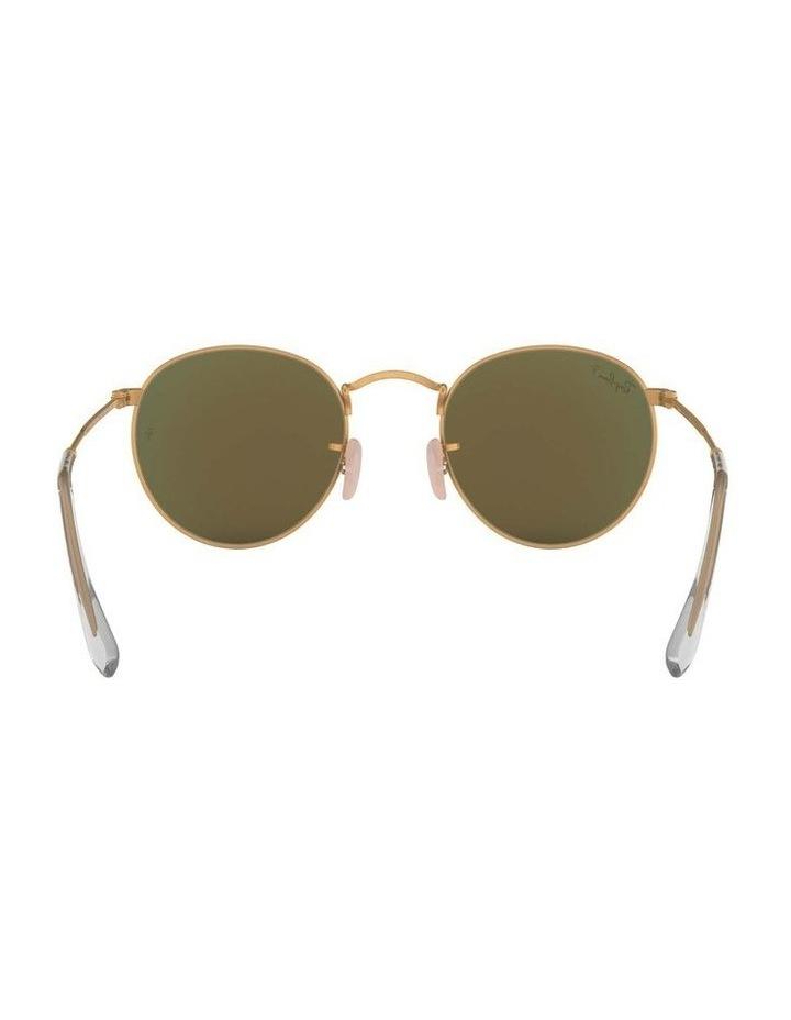 0RB3447 Round Metal 1513115004 Polarised Sunglasses image 7