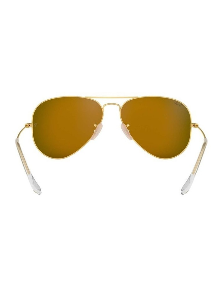 0RB3025 Aviator Large Metal 1062740045 Sunglasses image 7