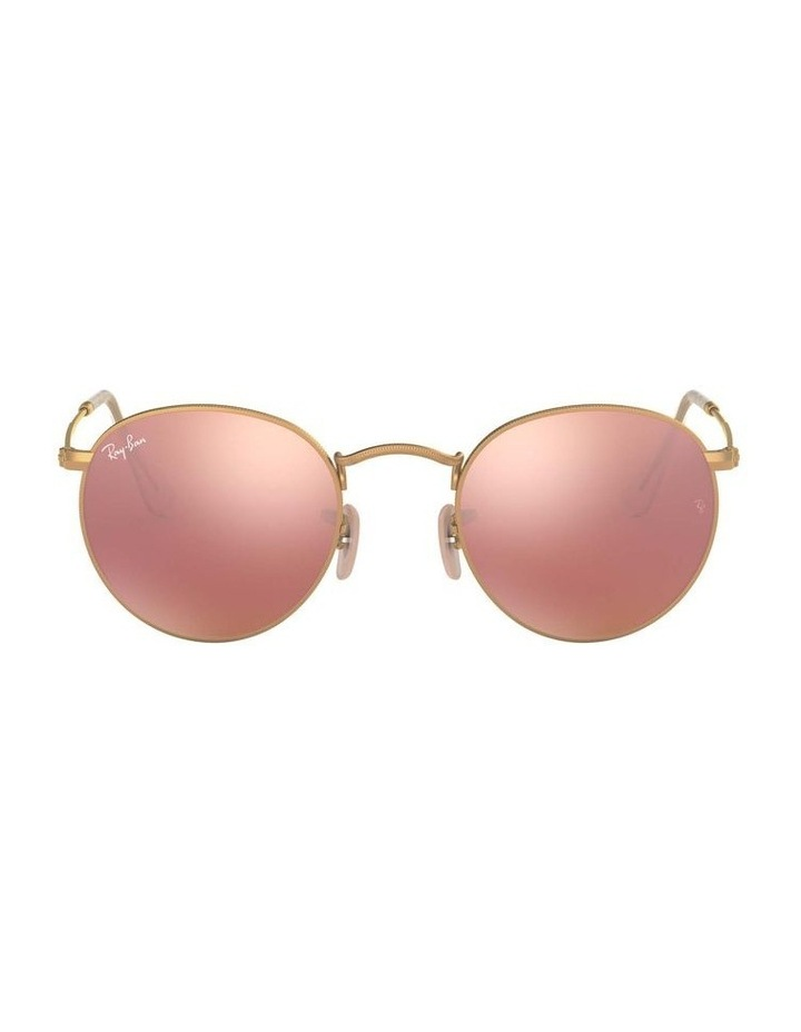 0RB3447 Round Metal 1513115009 Sunglasses image 2