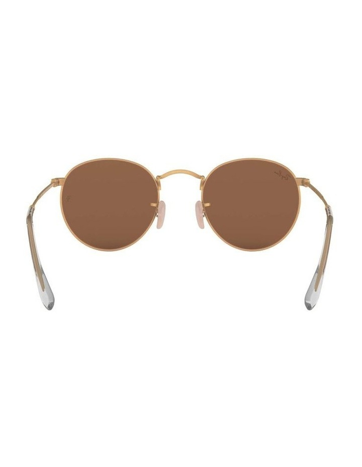 0RB3447 Round Metal 1513115009 Sunglasses image 7