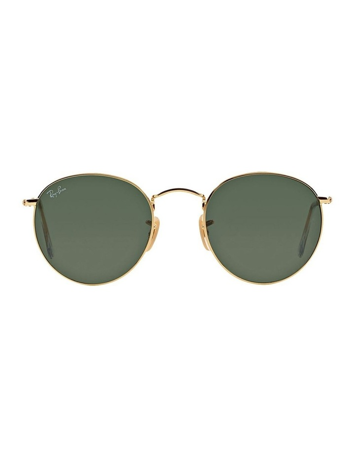 0RB3447 Round Metal 1513115006 Sunglasses image 1