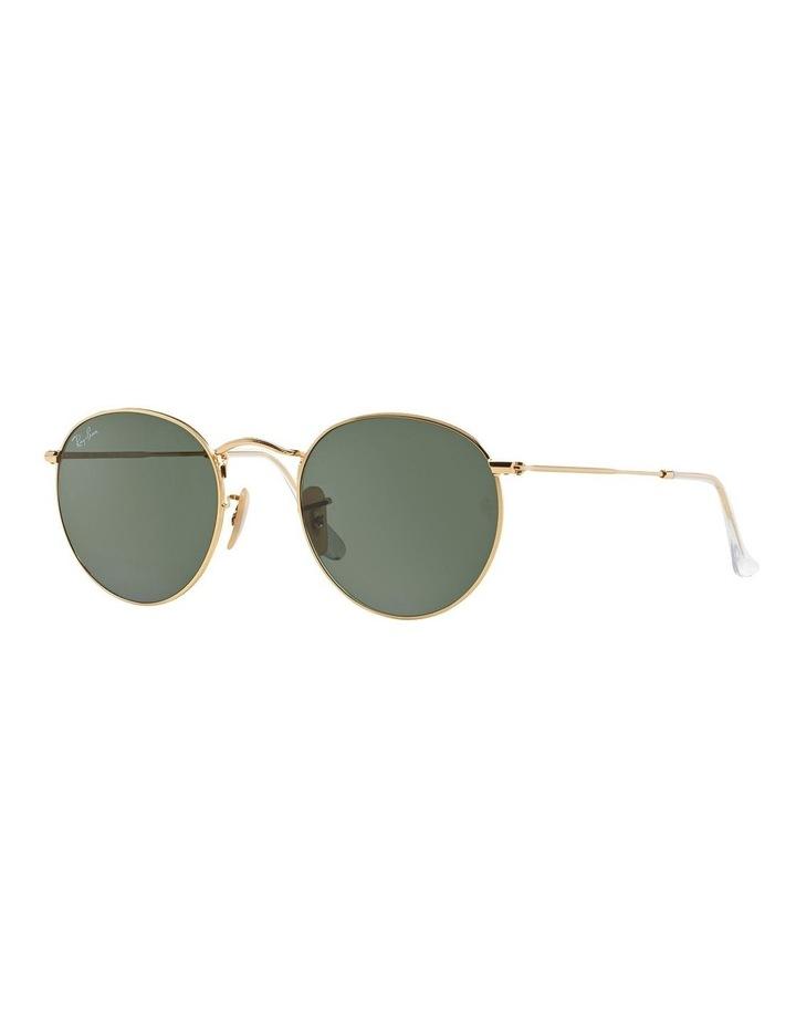 0RB3447 Round Metal 1513115006 Sunglasses image 2