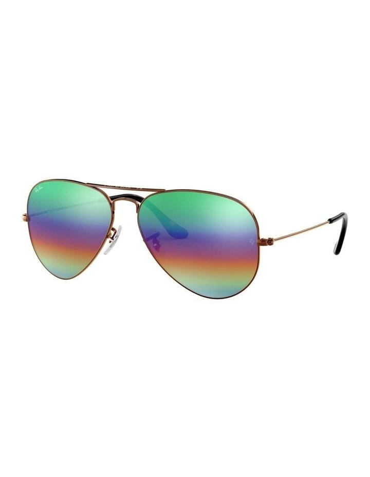 0RB3025 Aviator Large Metal 1062740059 Sunglasses image 1