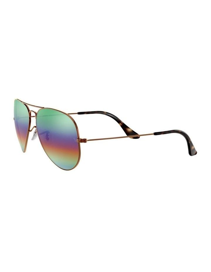 0RB3025 Aviator Large Metal 1062740059 Sunglasses image 3