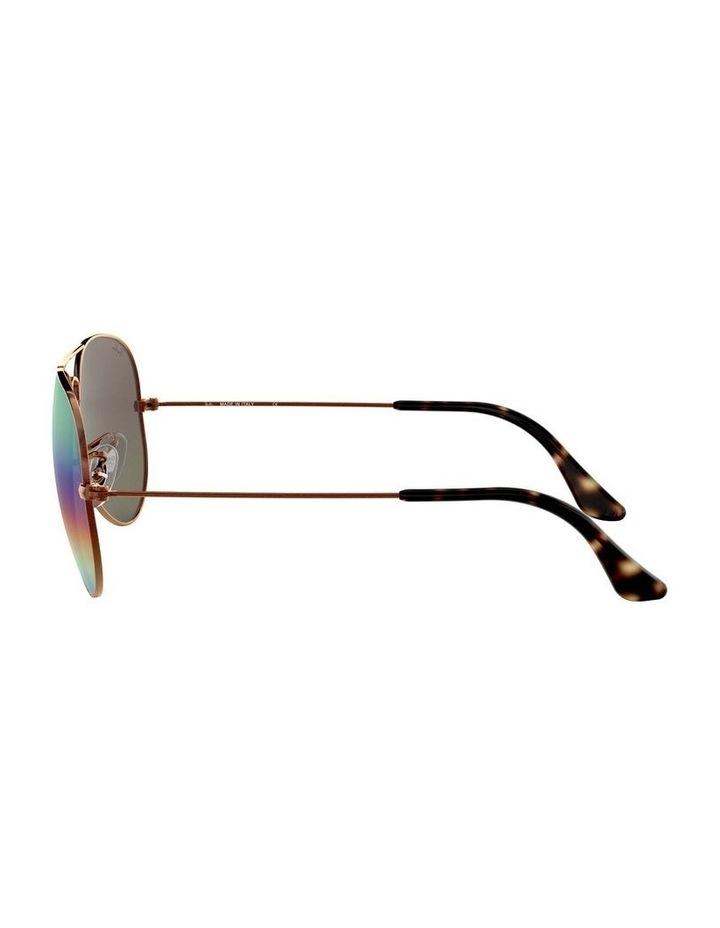 0RB3025 Aviator Large Metal 1062740059 Sunglasses image 4