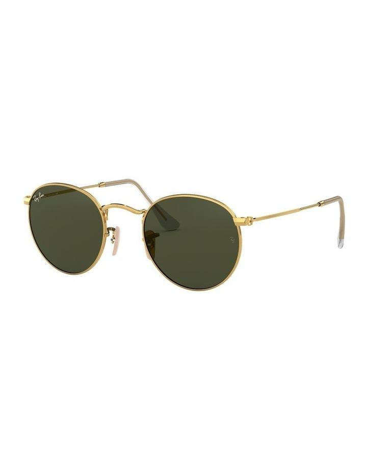 0RB3447 Round Metal 1101260001 Sunglasses image 1