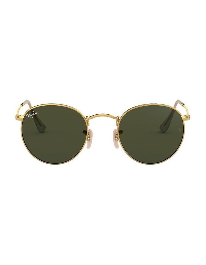 0RB3447 Round Metal 1101260001 Sunglasses image 2