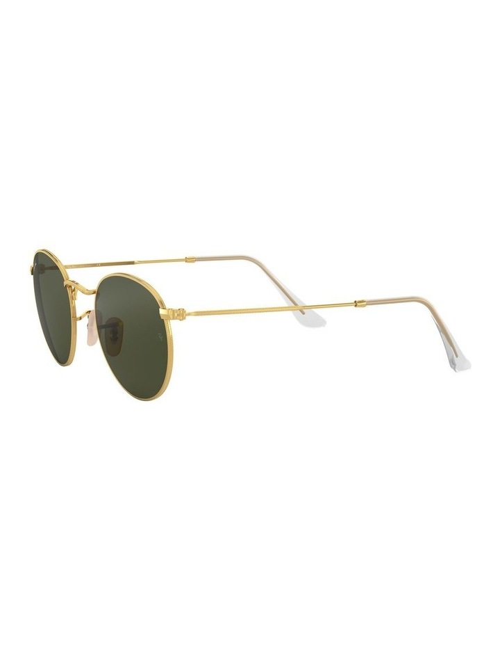 0RB3447 Round Metal 1101260001 Sunglasses image 3