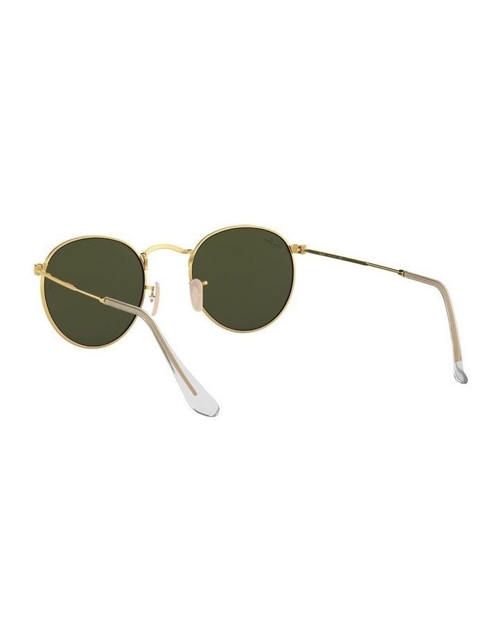 0RB3447 Round Metal 1101260001 Sunglasses image 6