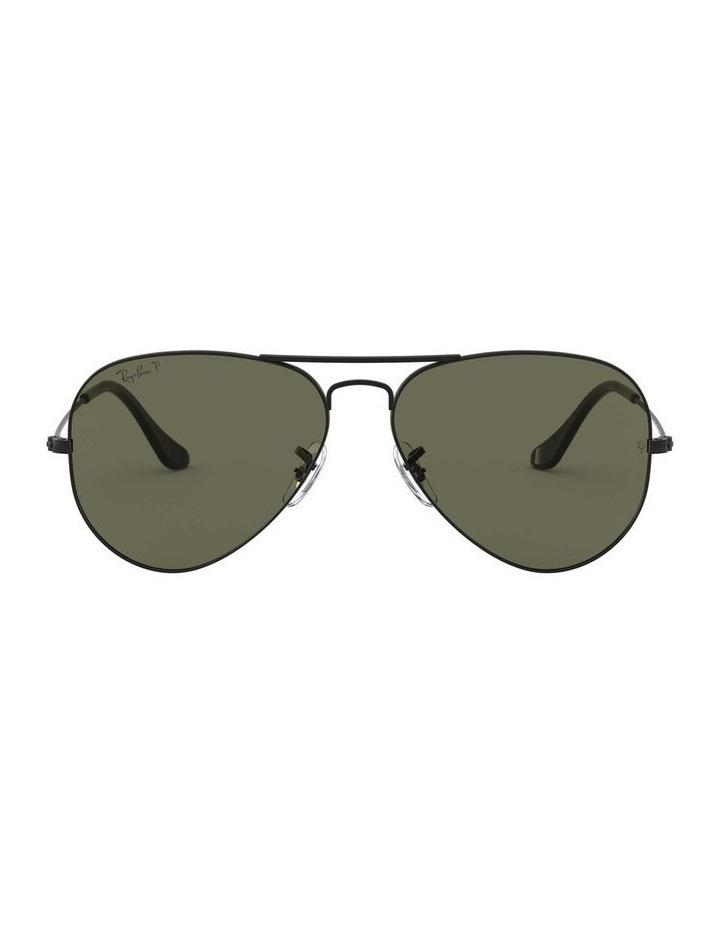 0RB3025 Aviator Large Metal 1062739092 Polarised Sunglasses image 2