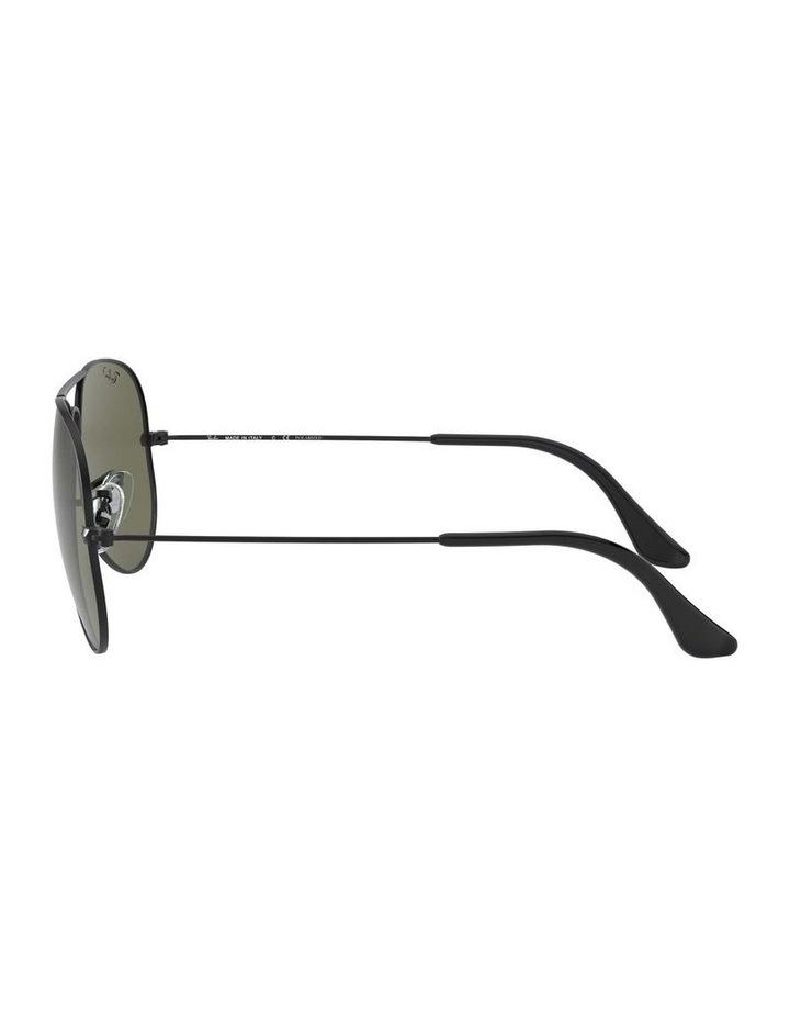 0RB3025 Aviator Large Metal 1062739092 Polarised Sunglasses image 4