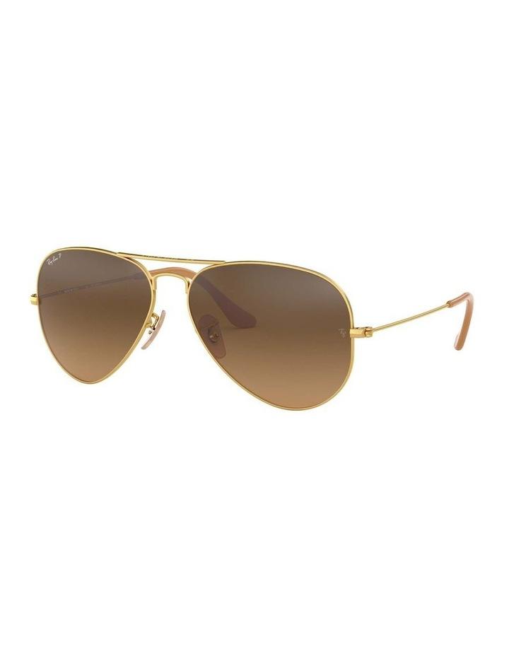 0RB3025 Aviator Large Metal 1062739088 Polarised Sunglasses image 1