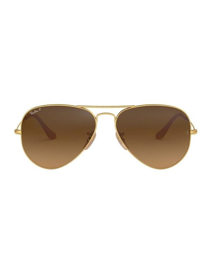0RB3025 Aviator Large Metal 1062739088 Polarised Sunglasses image 2