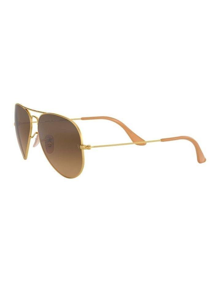 0RB3025 Aviator Large Metal 1062739088 Polarised Sunglasses image 3