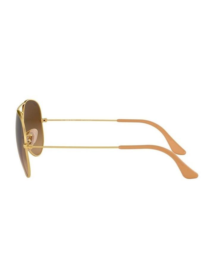 0RB3025 Aviator Large Metal 1062739088 Polarised Sunglasses image 4