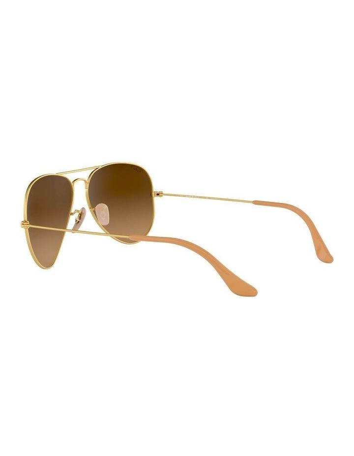 0RB3025 Aviator Large Metal 1062739088 Polarised Sunglasses image 5