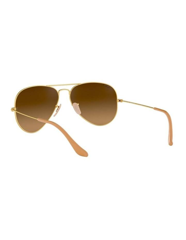 0RB3025 Aviator Large Metal 1062739088 Polarised Sunglasses image 6