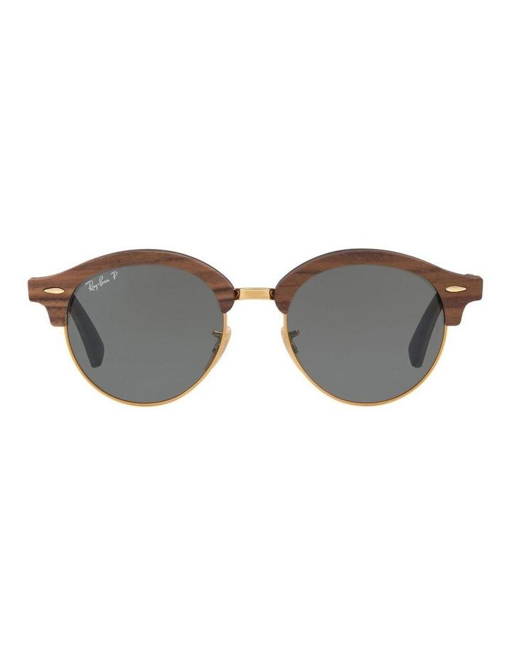 0RB4246M Clubround Wood 1514716001 Polarised Sunglasses image 1