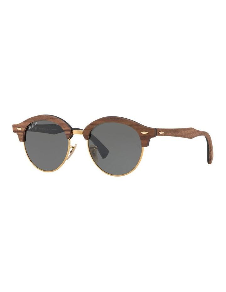 0RB4246M Clubround Wood 1514716001 Polarised Sunglasses image 2