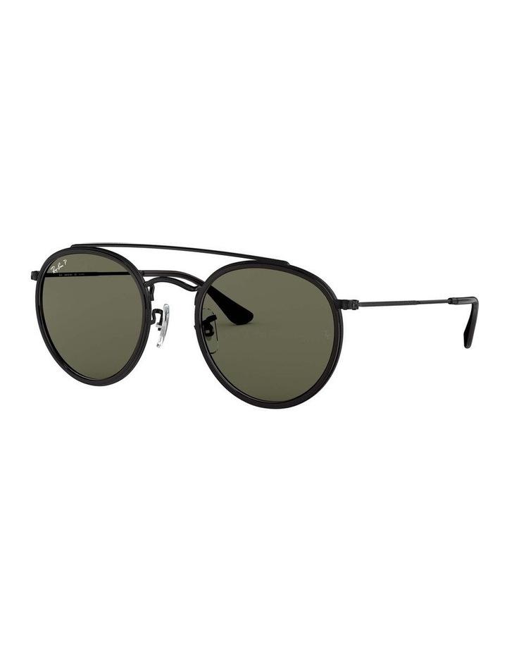 0RB3647N Round Double Bridge 1515587005 Polarised Sunglasses image 1