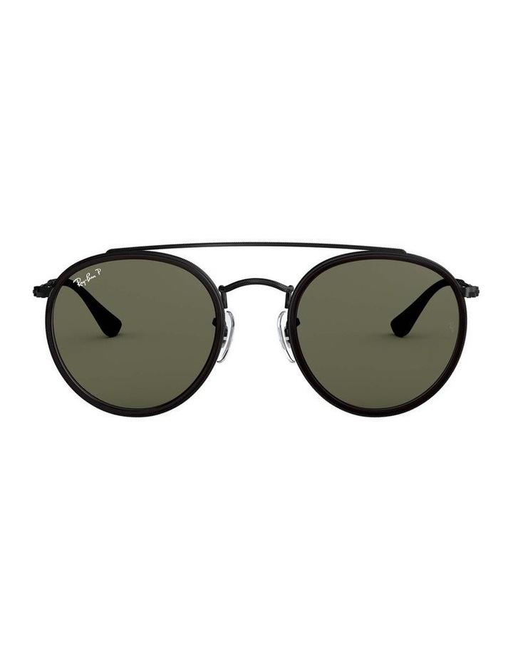 0RB3647N Round Double Bridge 1515587005 Polarised Sunglasses image 2